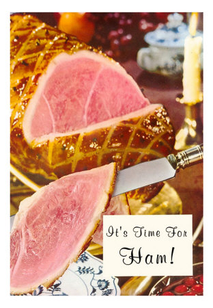 It's Time for Ham!