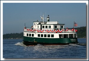 """Carlisle ferry a """"Floating Museum"""""""