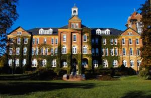 Alumni_Hall_1889_Sun