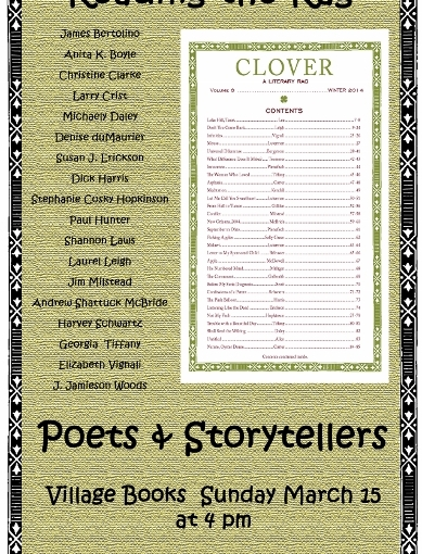 Event: Clover Reading