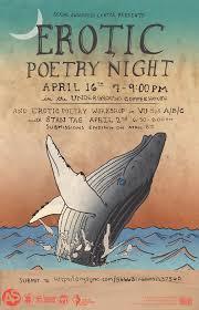Event: WWU Erotic PoetryNight