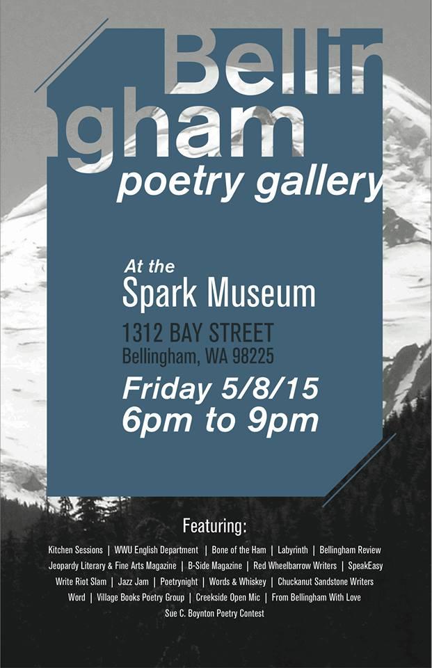 Event: Bellingham PoetryGallery