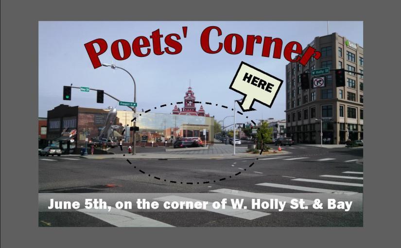 Event: Poets' Corner