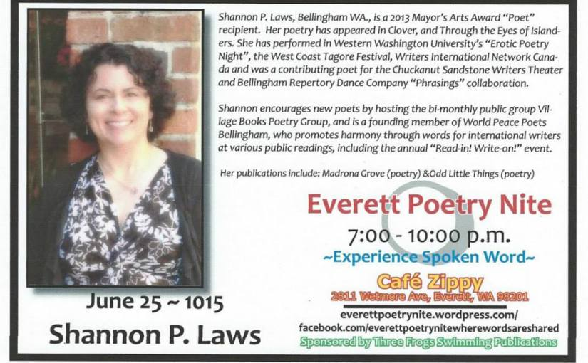 Event: Poetry Reading