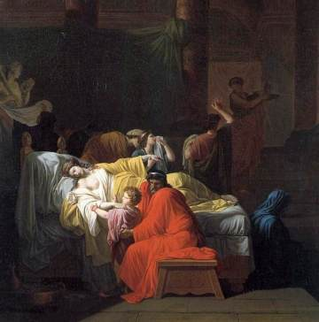 deathof socrates alcestis