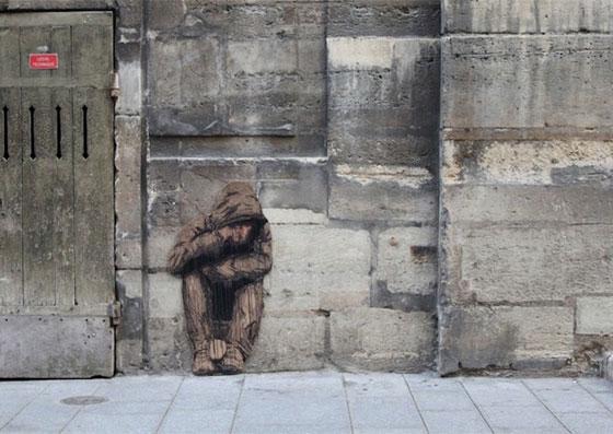 homeless art 5