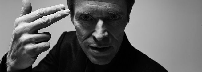 I dreamed I was married to…Willem Dafoe