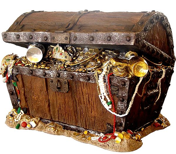 Poem: Treasure Box