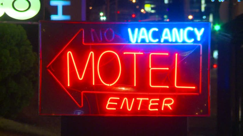 Poem: Metaphor Motel