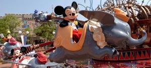 photo credit: Disneyland, CA post card